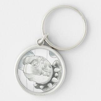 Turtle Premium Keychain