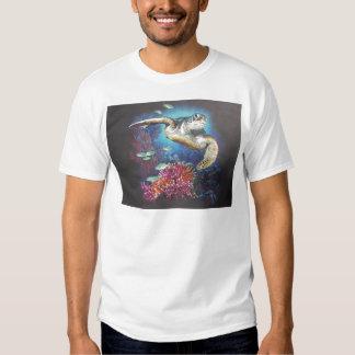 Turtle Reef T Shirts
