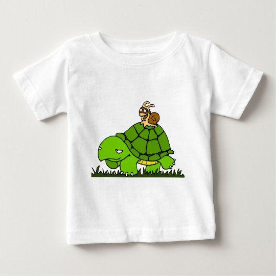 Turtle ride baby T-Shirt