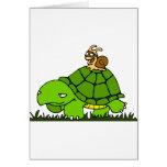 Turtle ride card