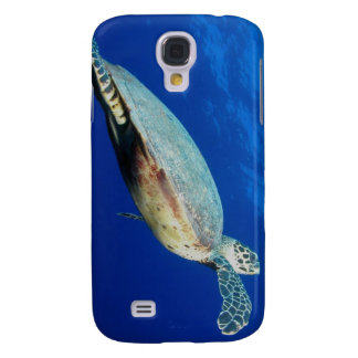 Turtle Rising for iPhone3 Samsung Galaxy S4 Cover