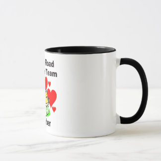 Turtle Road Rescue Team Member Mug and Drink Ware