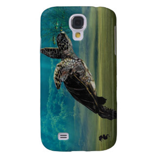 Turtle Sea iPhone 3G case Samsung Galaxy S4 Cover