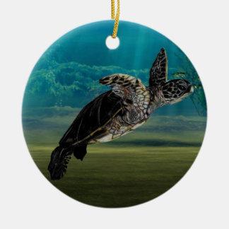 Turtle Sea ornament