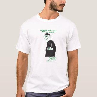 Turtle shirts make you smarter*