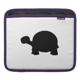Turtle Silhouette Sleeve For iPads