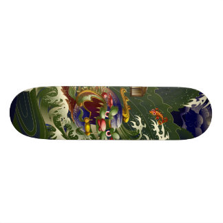 Turtle Skateboard Deck