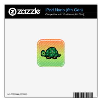 Turtle Decals For iPod Nano