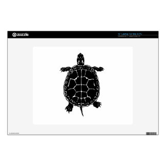 "Turtle Decals For 12"" Laptops"