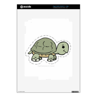 TURTLE SKIN FOR iPad 2