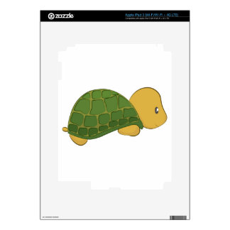 turtle decals for iPad 3