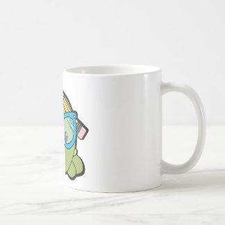 Turtle Smarty Coffee Mug