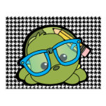 Turtle Smarty Post Cards