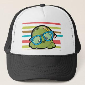Turtle Smarty Trucker Hat