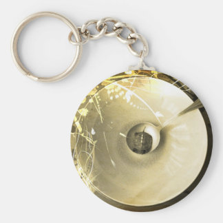 Turtle Soup v.1 Basic Round Button Keychain
