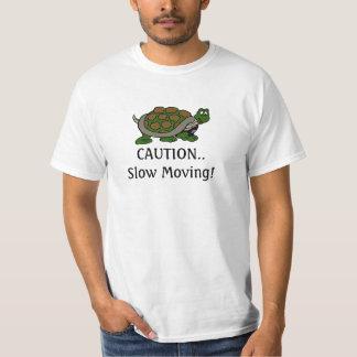 Turtle Speak Things moving too fast T-shirt Design