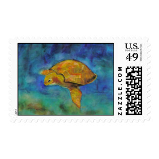 Turtle Stamp