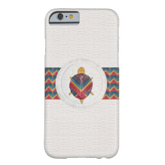 Turtle Star Chevron Barely There iPhone 6 Case