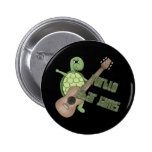 Turtle Star Jams Buttons