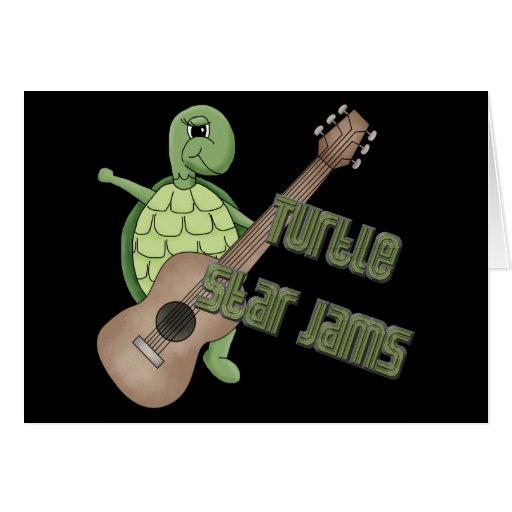 Turtle Star Jams Cards