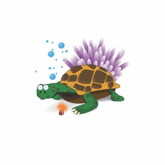 Turtle Statuette