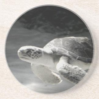Turtle Table Home Decor Sandstone Coaster
