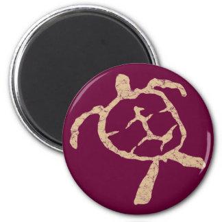 turtle-tan refrigerator magnet