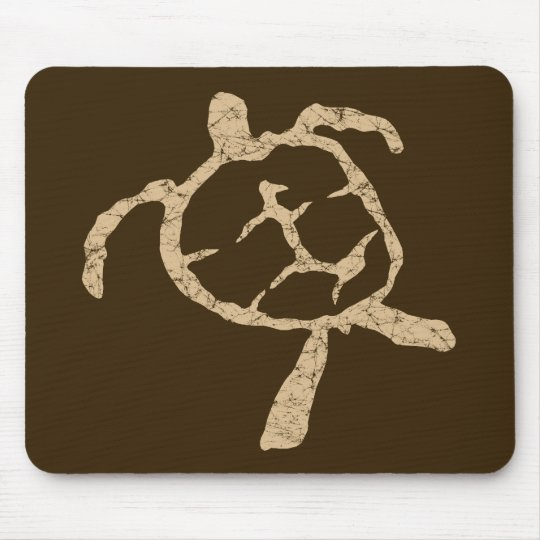 turtle-tan mouse pad
