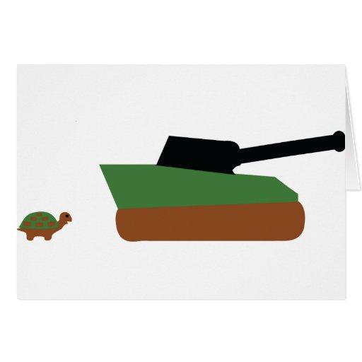 turtle tank card