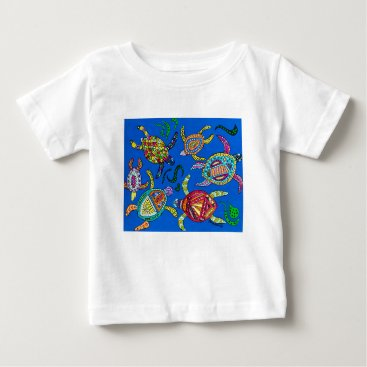 Turtle Time Baby T-Shirt
