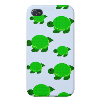 Turtle Time Cover For iPhone 4