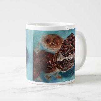 Turtle Time Giant Coffee Mug