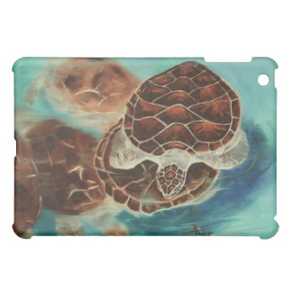 Turtle Time IPad Case