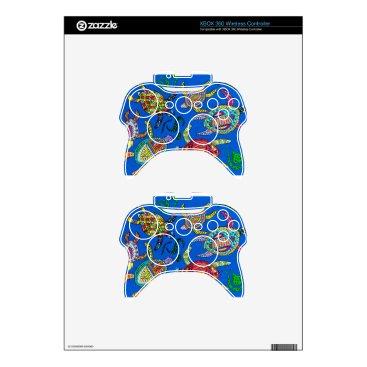 Turtle Time Xbox 360 Controller Skin
