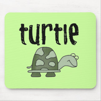 Turtle Tshirts and Gifts Mouse Pad