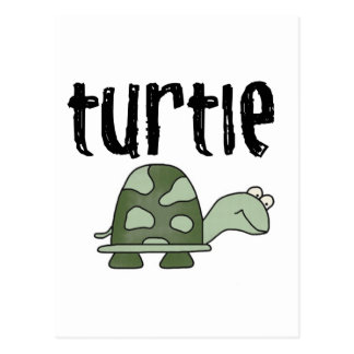Turtle Tshirts and Gifts Postcard