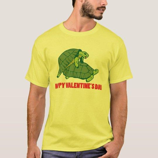 Turtle Valentine's Day Shirt