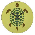 Turtle Wallclock