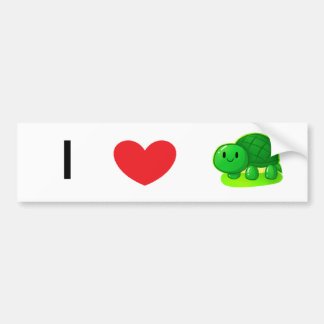 Turtle Wax Bumper Sticker