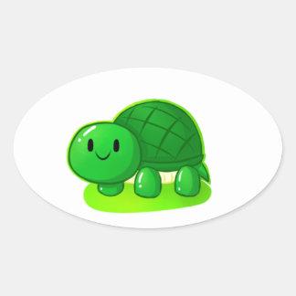 Turtle Wax Oval Sticker