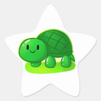 Turtle Wax Star Sticker