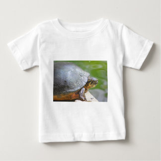 Turtle with Hard Shell Tshirt