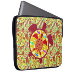 Turtle Within Turtle Laptop Sleeve