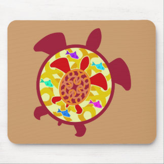 Turtle Within Turtle Mousepad