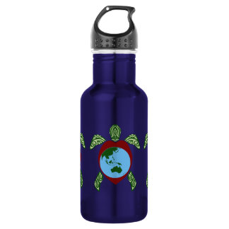Turtle World Stainless Steel Water Bottle