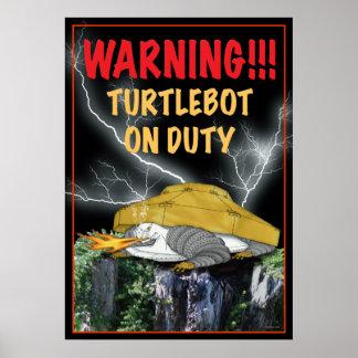 Turtlebot de servicio posters