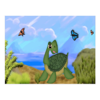 turtlefun postcard