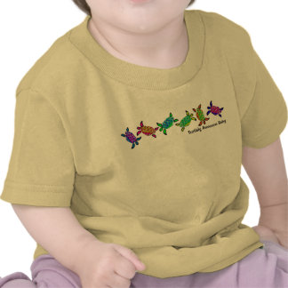 Turtlely Awesome Baby T Shirts