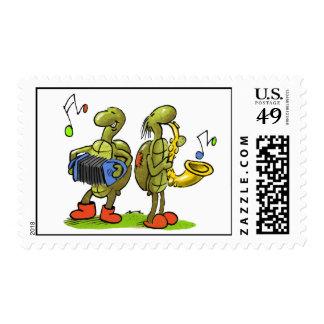 turtlemusic stamp