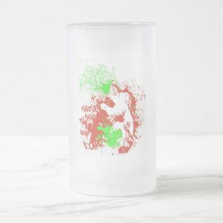 turtleoriginal invertido taza de cristal